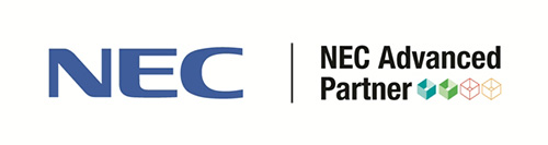 NEC Advanced Partner Logo